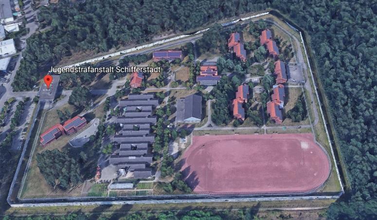 Ansicht derJSA Schifferstadt - Justizvollzugsanstalt.org