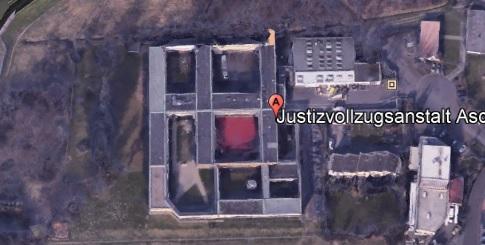 Ansicht der JVA Aschaffenburg - Justizvollzugsanstalt.org
