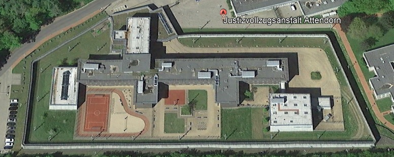 Ansicht der JVA Attendorn - Justizvollzugsanstalt.org