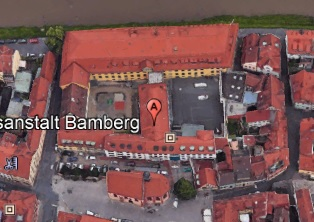 Ansicht der JVA Bamberg - Justizvollzugsanstalt.org