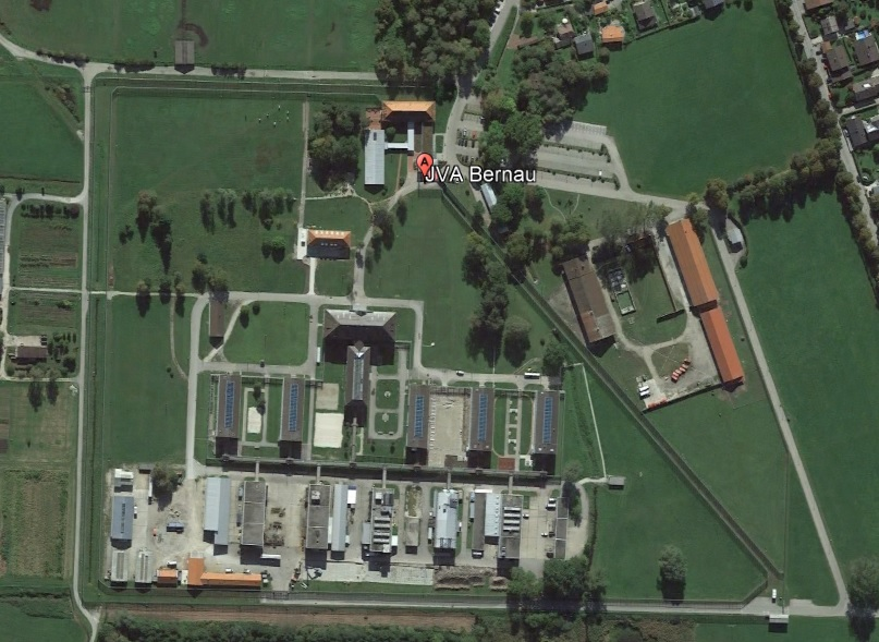 Ansicht der JVA Bernau - Justizvollzugsanstalt.org