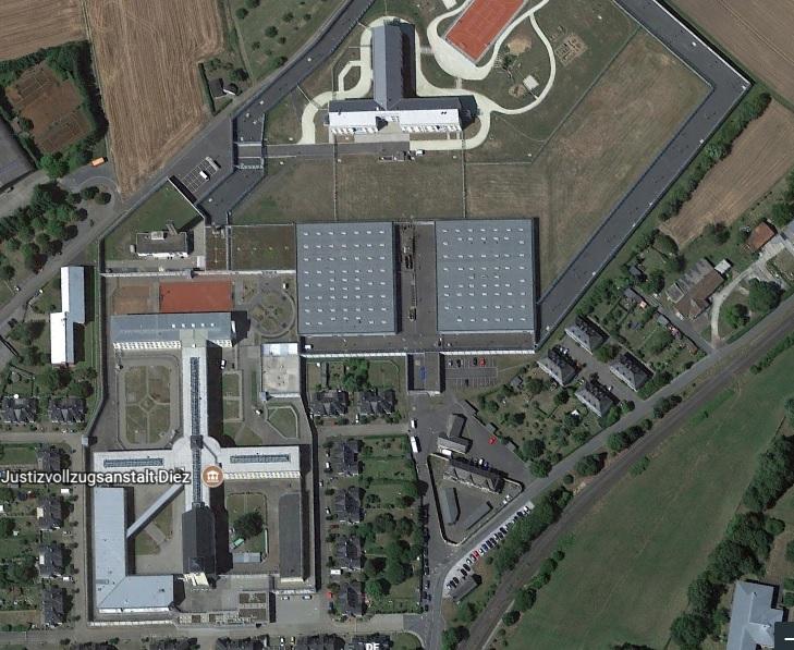 Ansicht der JVA Diez - Justizvollzugsanstalt.org