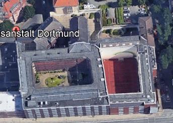 Ansicht der JVA Dortmund - Justizvollzugsanstalt.org
