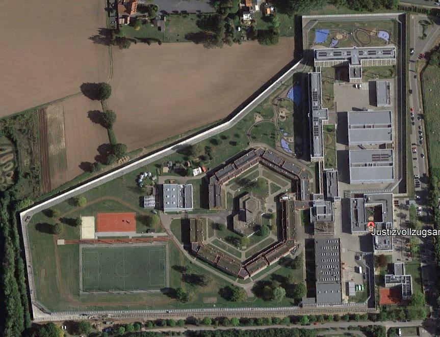 Ansicht der JVA Heinsberg - Justizvollzugsanstalt.org