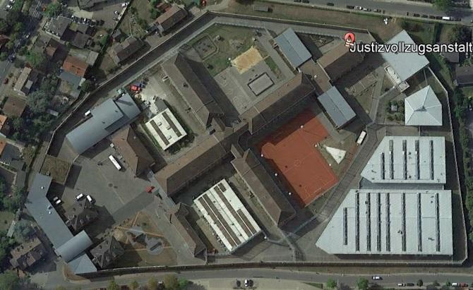 Ansicht der JVA Herford - Justizvollzugsanstalt.org