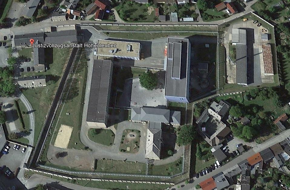 Ansicht der JVA Hohenleuben - Justizvollzugsanstalt.org