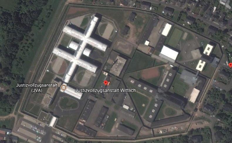 Ansicht der JVA und JSA Wittlich - Justizvollzugsanstalt.org