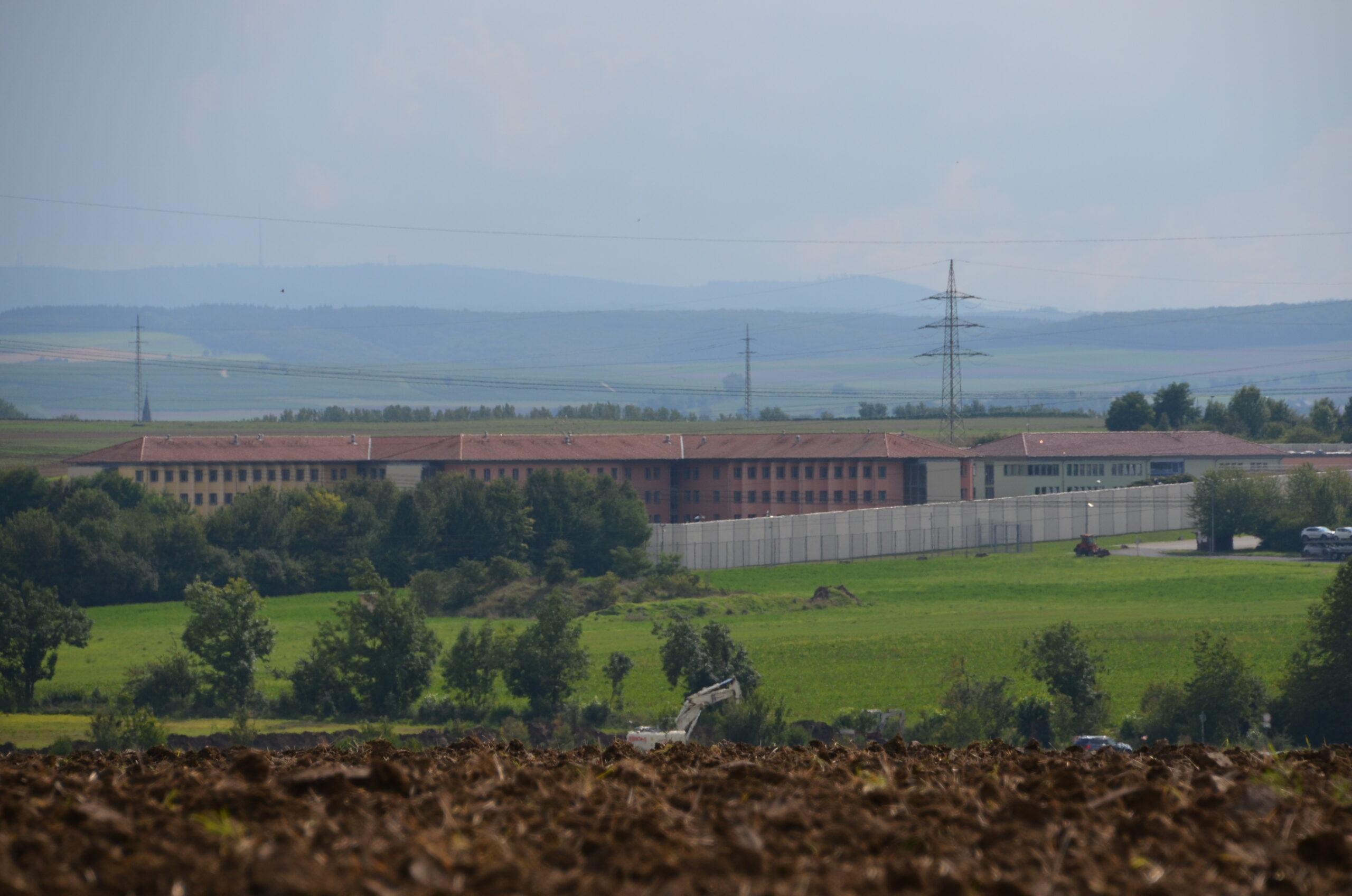 Ansicht der JVA Rohrbach - Justizvollzugsanstalt.org
