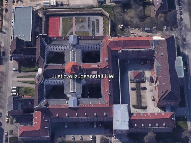 Ansicht der JVA Kiel - Justizvollzugsanstalt.org