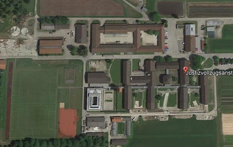 Ansicht der JVA Laufen-Lebenau - Justizvollzugsanstalt.org