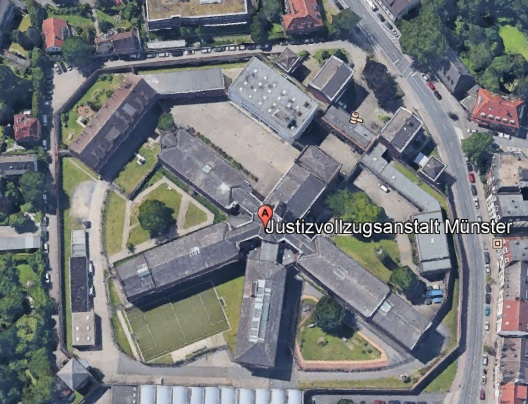 Ansicht der JVA Münster - Justizvollzugsanstalt.org