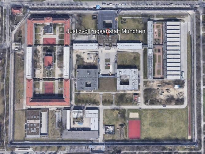 Ansicht der JVA München - Justizvollzugsanstalt.org