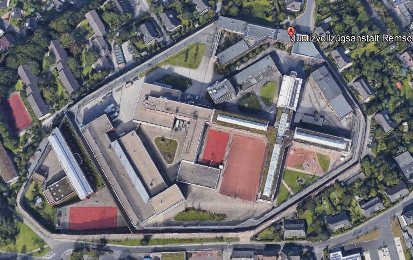 Ansicht der JVA Remscheid - Justizvollzugsanstalt.org