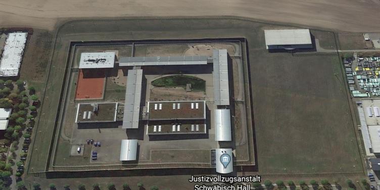 Ansicht der JVA Schwäbisch Hall - Justizvollzugsanstalt.org