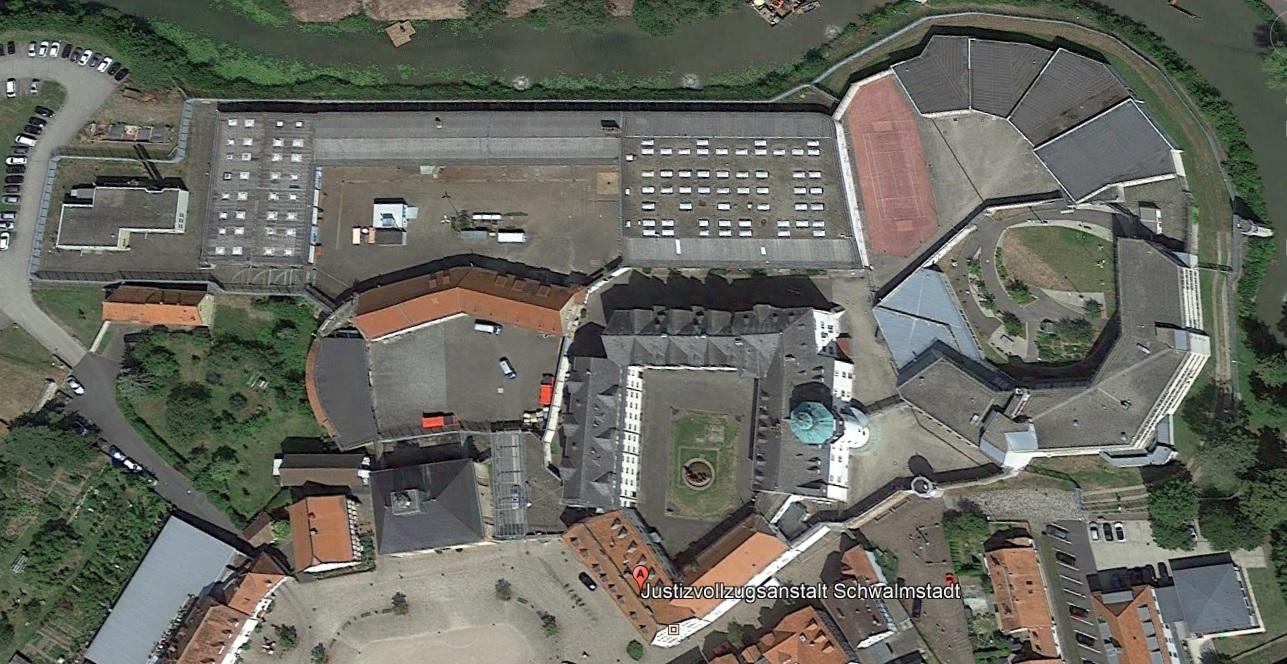 Ansicht der JVA Schwalmstadt - Justizvollzugsanstalt.org