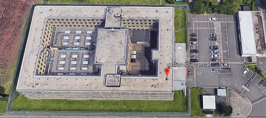 Ansicht der JVA Trier - Justizvollzugsanstalt.org
