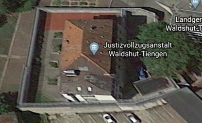 Ansicht der JVA Waldshut-Tiengen - Justizvollzugsanstalt.org