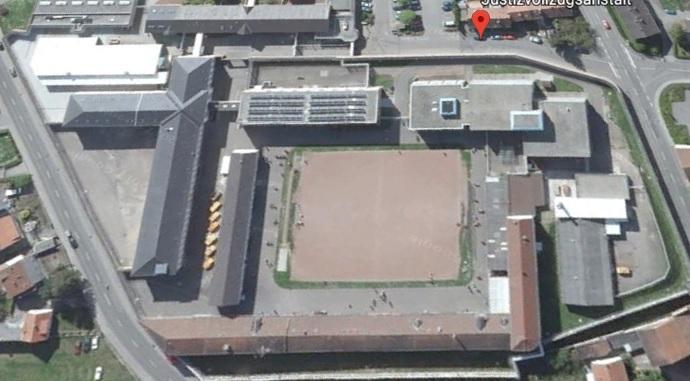 Ansicht der JVA Bremen -Ansicht der JVA Zweibrücken - Justizvollzugsanstalt.org