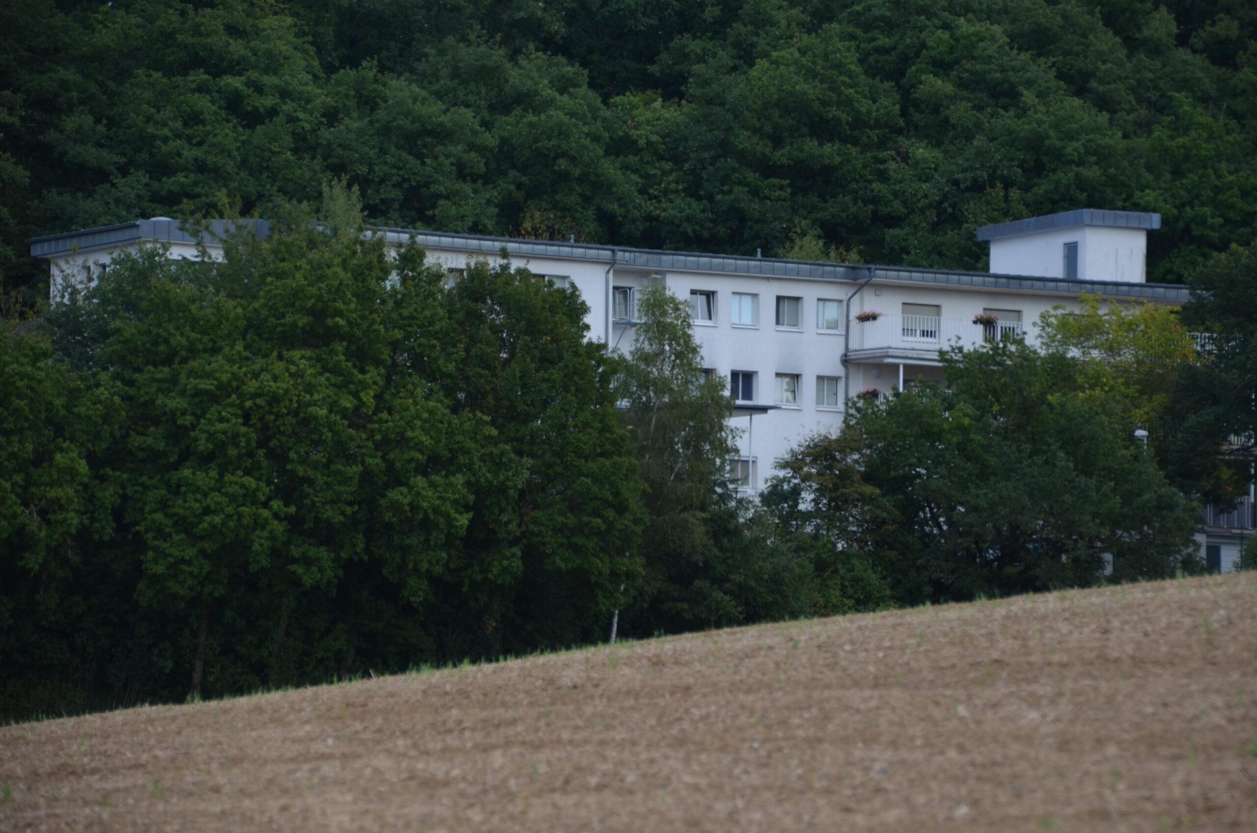 Ansicht der OVA Wonsheim (JVA Rohrbach) - Justizvollzugsanstalt.org