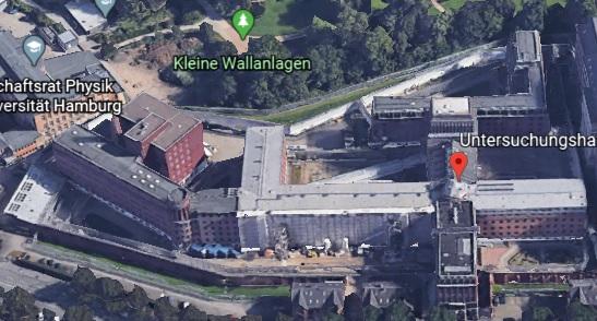 Ansicht der UHA Hamburg - Justizvollzugsanstalt.org